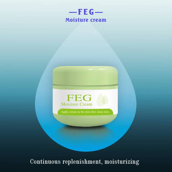 Why buy the natural FEG Moisture Cream from us