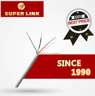 telephone cable 4 core pure copper twisted-pair phone line/2*2*0.5 OFC
