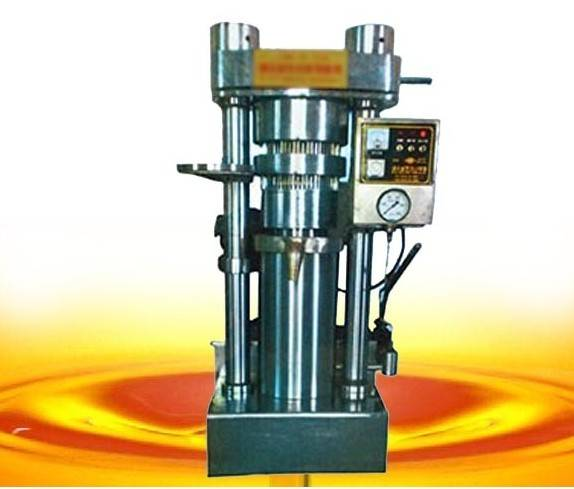 high efficiency hydraulic oil press machine