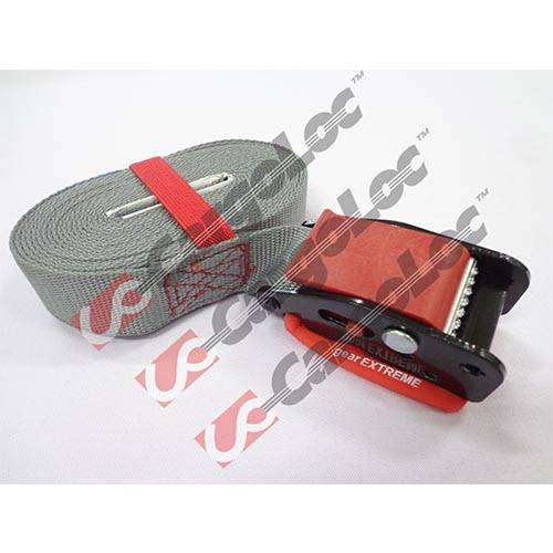 4m Cam Buckle with Paddle, Red