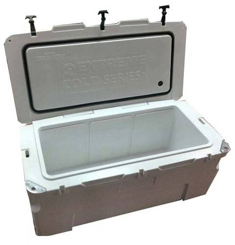 OEM Accepted High End White Color Cooler Box