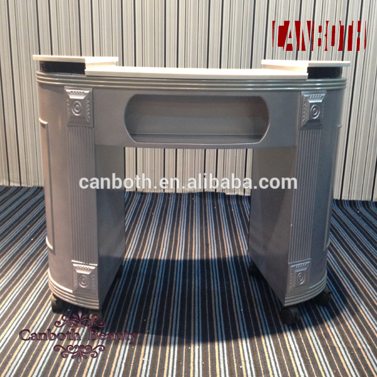 Foshan luxury manicure nail table for nail salon equipment CB-M700
