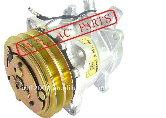 SANDEN 505 9056 SD505 9056 2PK auto ac (a/c) COMPRESSOR FOR UNIVERSAL