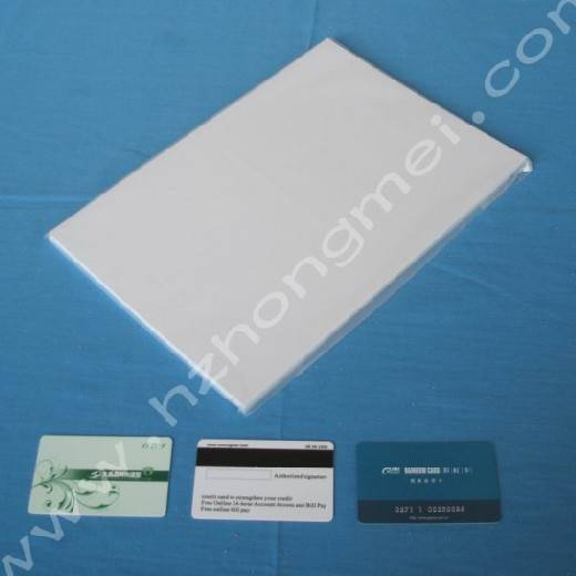 photo regarding Printable Plastic Sheet known as Inkjet Printable Pvc Sheet - Hangzhou Xuemei Electronic Tech Co