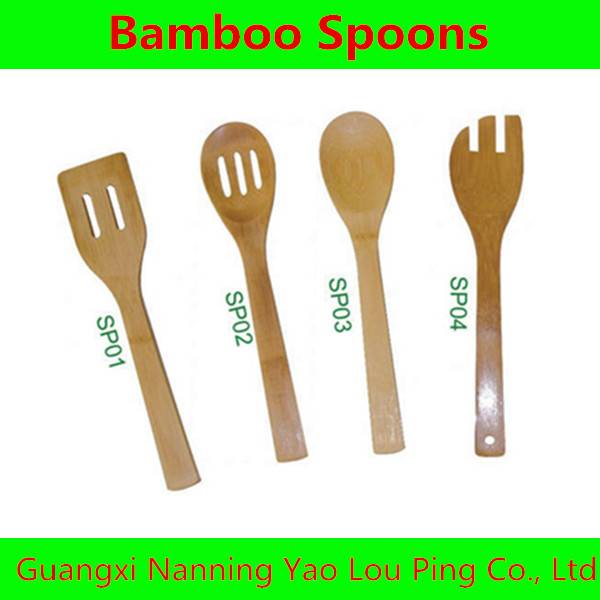 Excellent Quality Europe Style Cooking/Soup/Food Reused Spoon