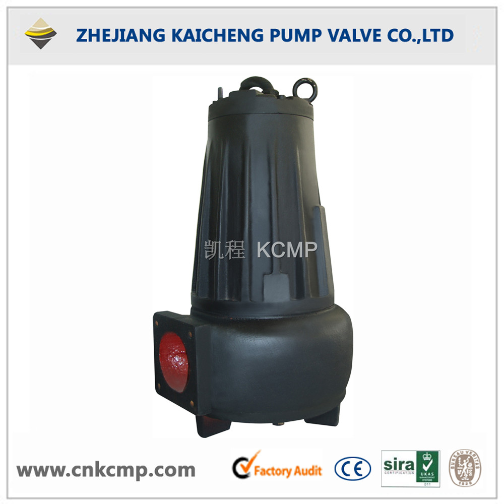 AS10-2CB sewage cutting pump