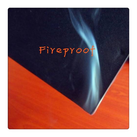 Neoprene Foam Sheet with The Perfect Fire-Proof