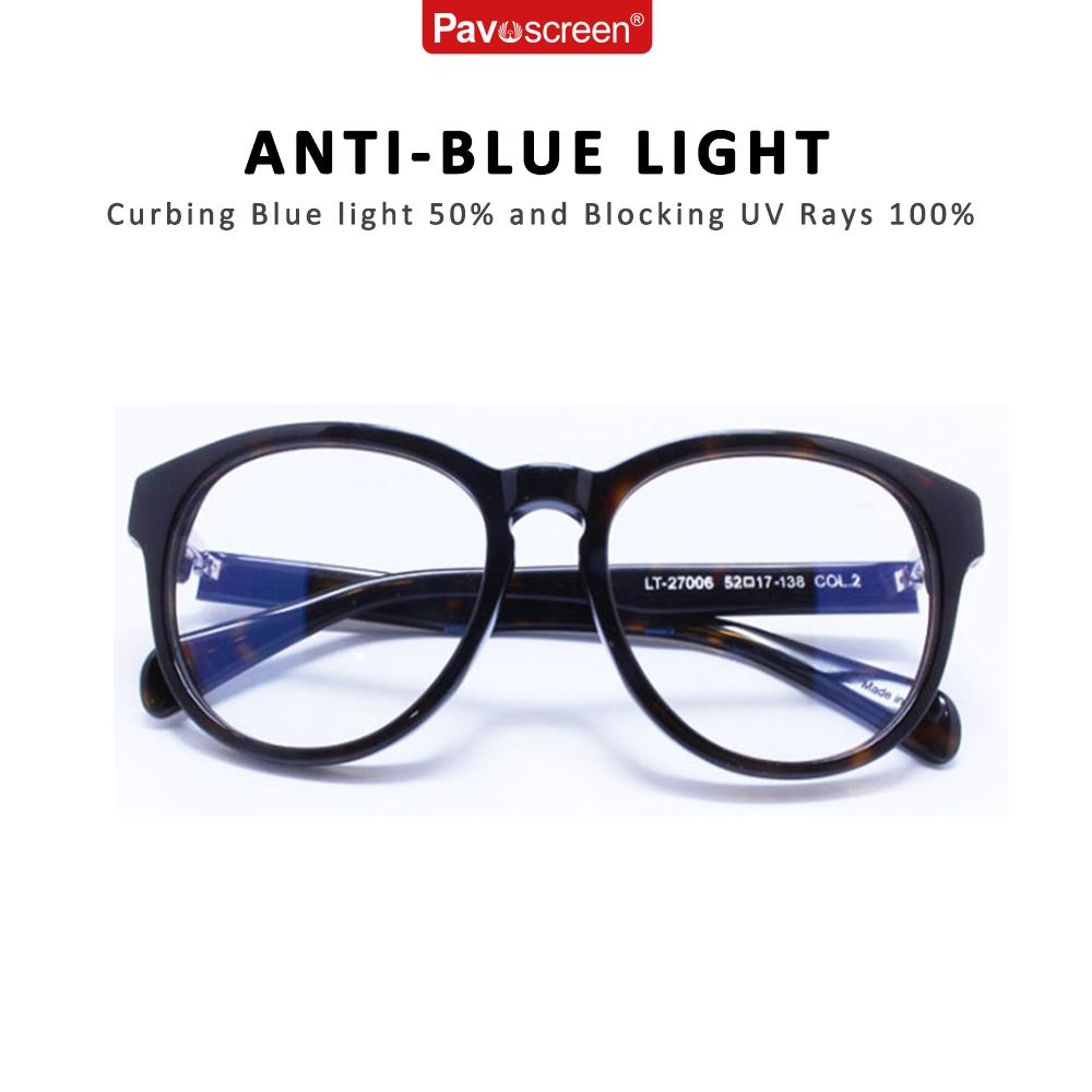 Pavoscreen Anti Radiation / Block Blue Light / Anti UV Rays Reading Glasses