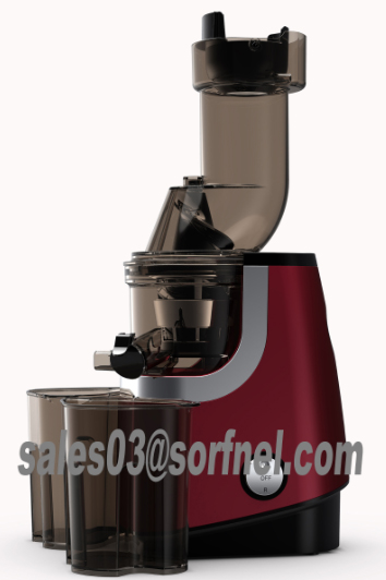 SORFNEL Innovative & Competitive Wide Feeding Tube Slow Juicer SJE-003