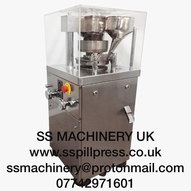 ZP-12 Rotary tablet press pill press