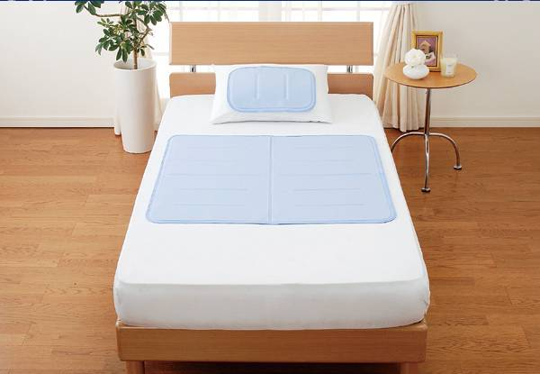 cool gel mat -single bed