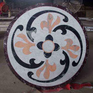 Laminated Marble Pattern Marble mosaic