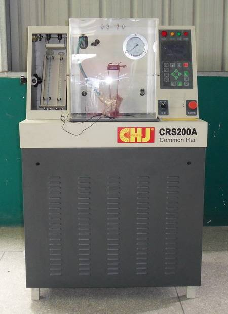 Common rail injection test bench -CRS200A