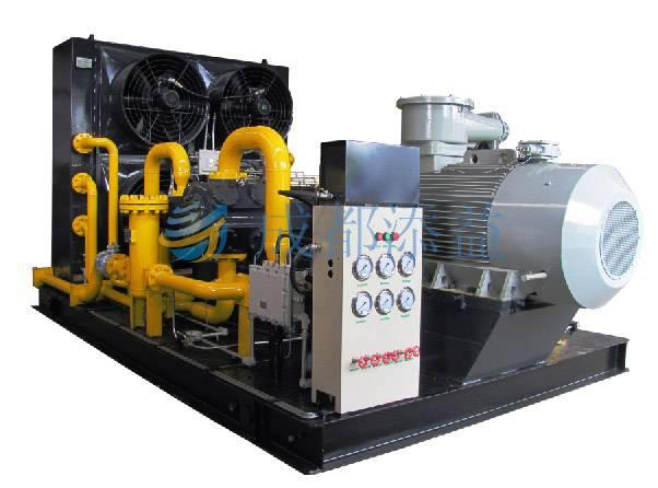 CNG Standard Station Compressor