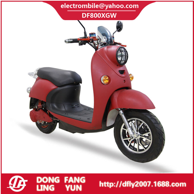 DF800XGW - High quality competitive price electric motorcycle 60V1000W