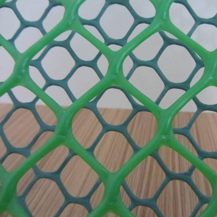 Plastic chicken wire mesh