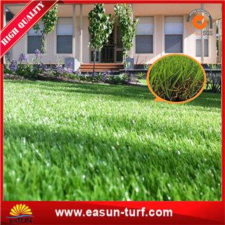 UV Resistant 35mm landscape Artificial Grass for garden- ML