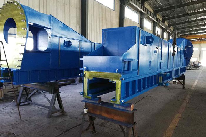 Structure welding-Metal welding service