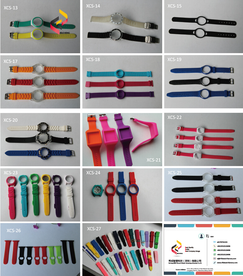 10 Years in Silicone Wrist Watches Making