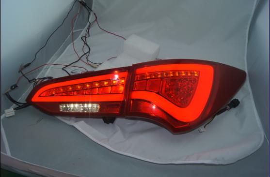 Hyundai all new santafe IX45 tail lamp