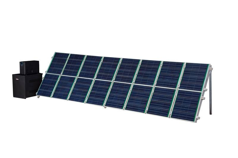 1kw off-Grid Household Solar System (PV-SPPS5000O)