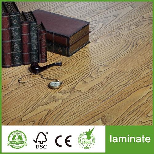 8mm/12mm hdf laminatedflooringChina supplier