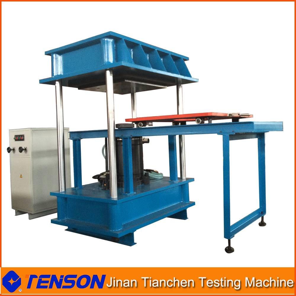 Well Cover Compression Testing Machine Computerized Multi-functional YJW-1000