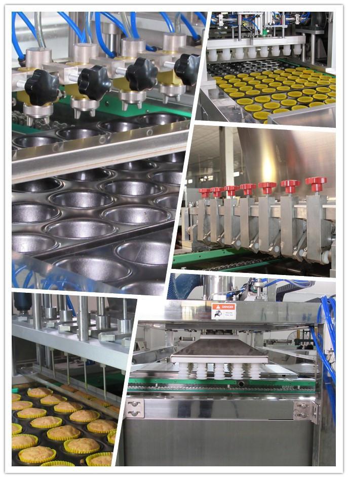 Professional Cake Production Line-yufeng