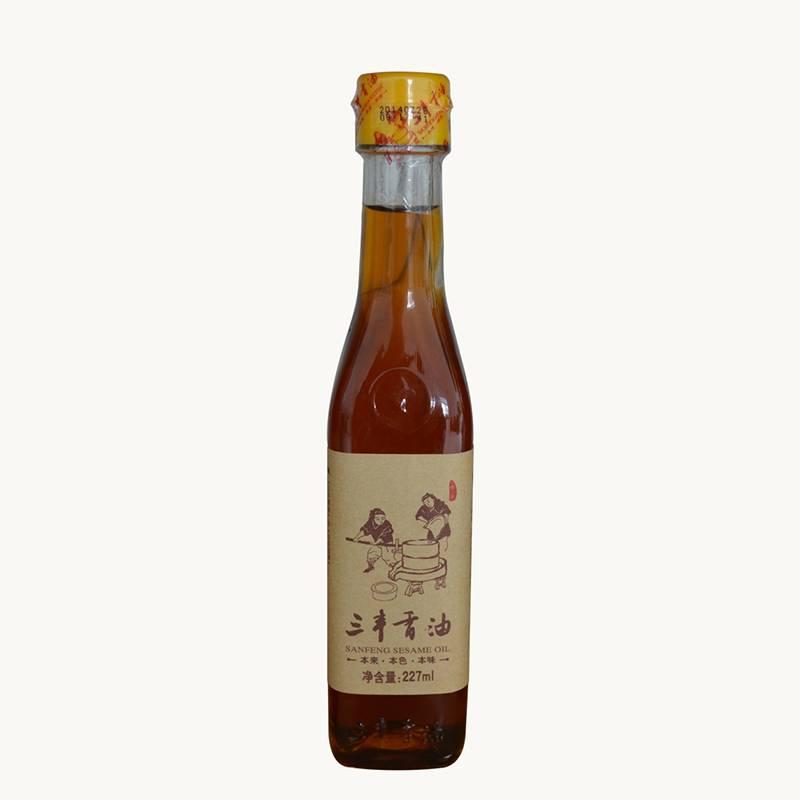 Sanfeng white sesame seed oil