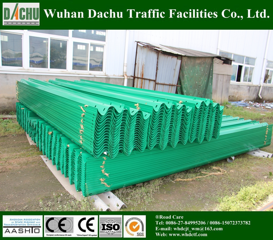 Glavanized highway guardrail with competitive price