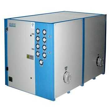 swim pool Water (ground) source heat pump water heater