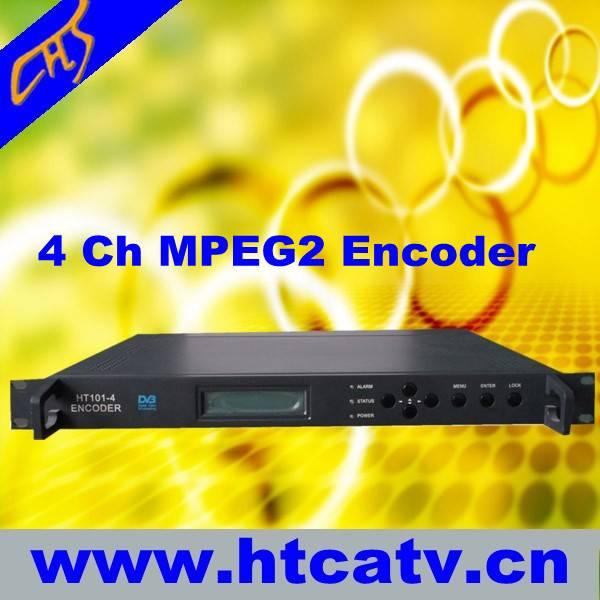 4CH MPEG2 encoder