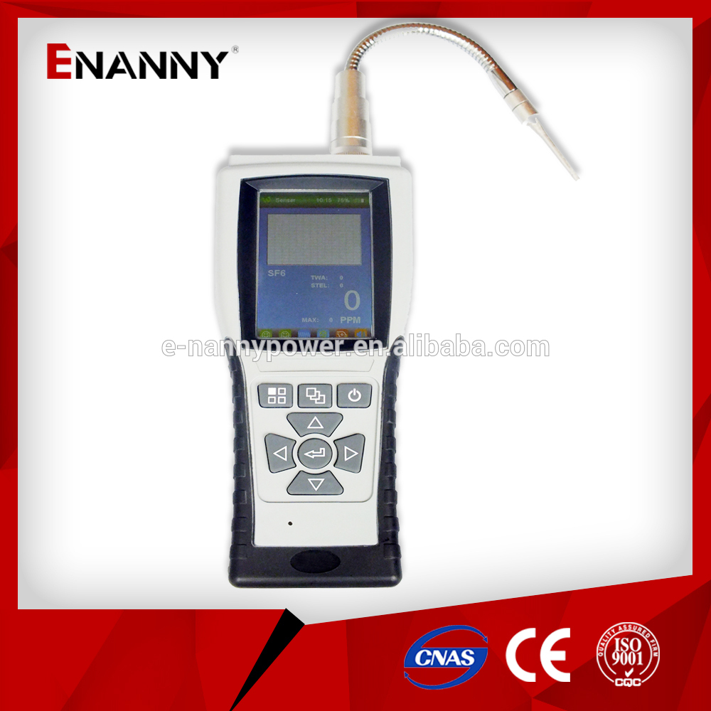 DBWG-II SF6 Gas leak testing device