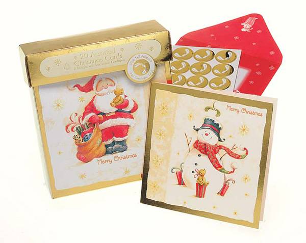 greeting card for chrismas day OEM is available
