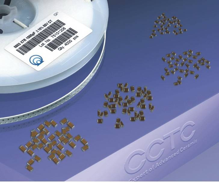 ceramic chip capacitor (MLCC)