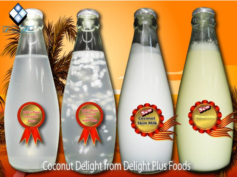 Coconut Juice by Delight Global