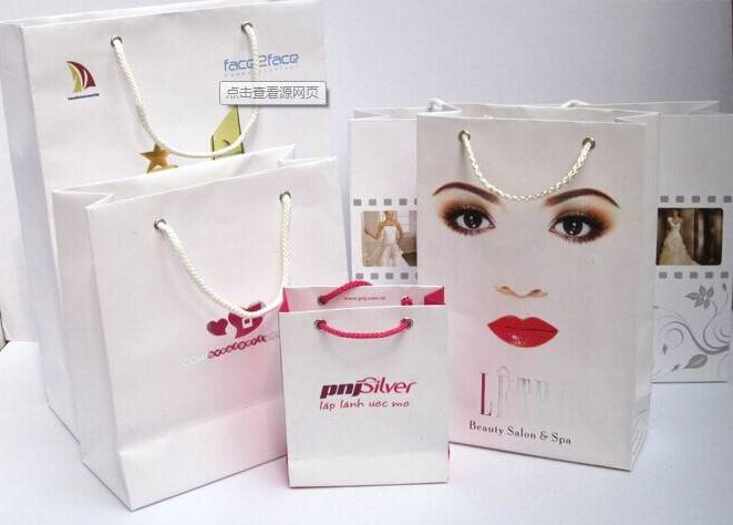 Paper Handle Bags/Fashion Design/Gift Bags