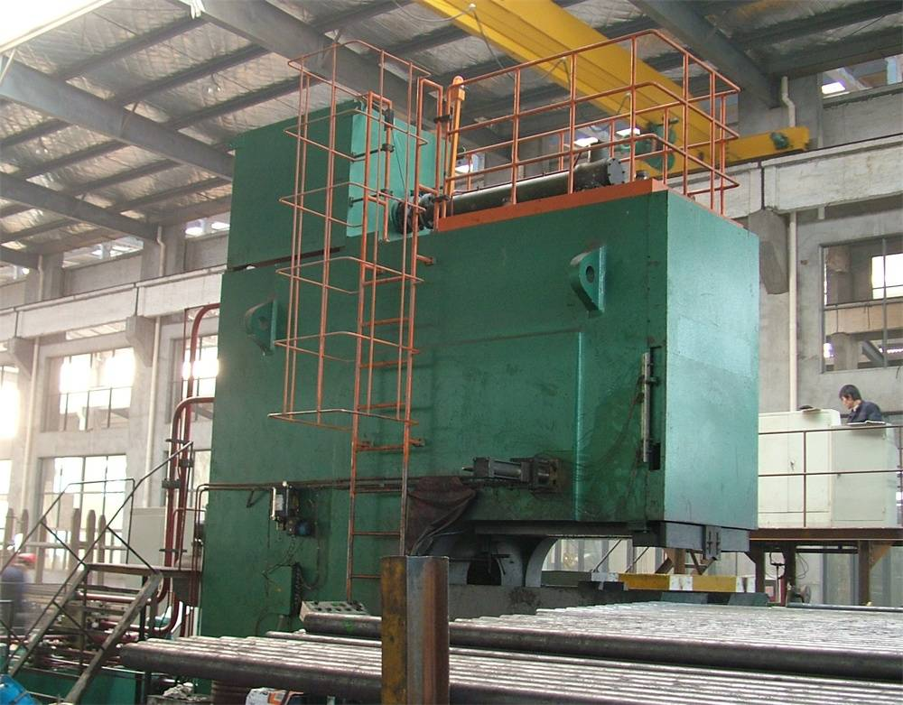Drill Pipe End Upsetting Hydraulic Press