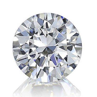 Wuzhou Rd Cut White Synthetic Cubic Zircon