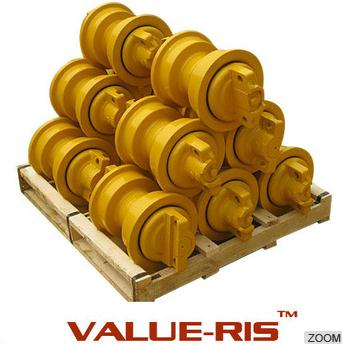 track roller Hitachi KH70 track roller bulldozer undercarriage parts track roller