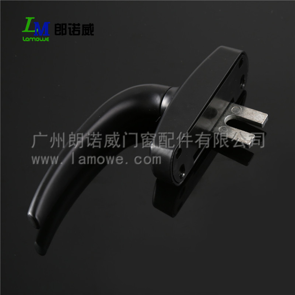 LM-1608 casement window handle for zinc alloy all around the world