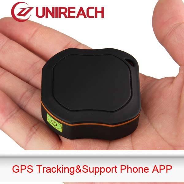 Waterproof gps tracking device