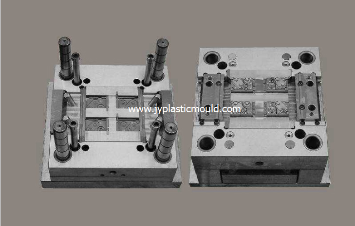 Plastic Mold design, Injection plastic moulds