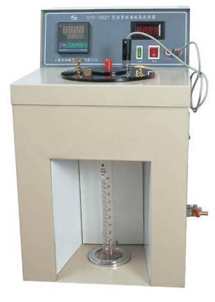 SYD-0621 Asphalt Standard Viscosity Tester