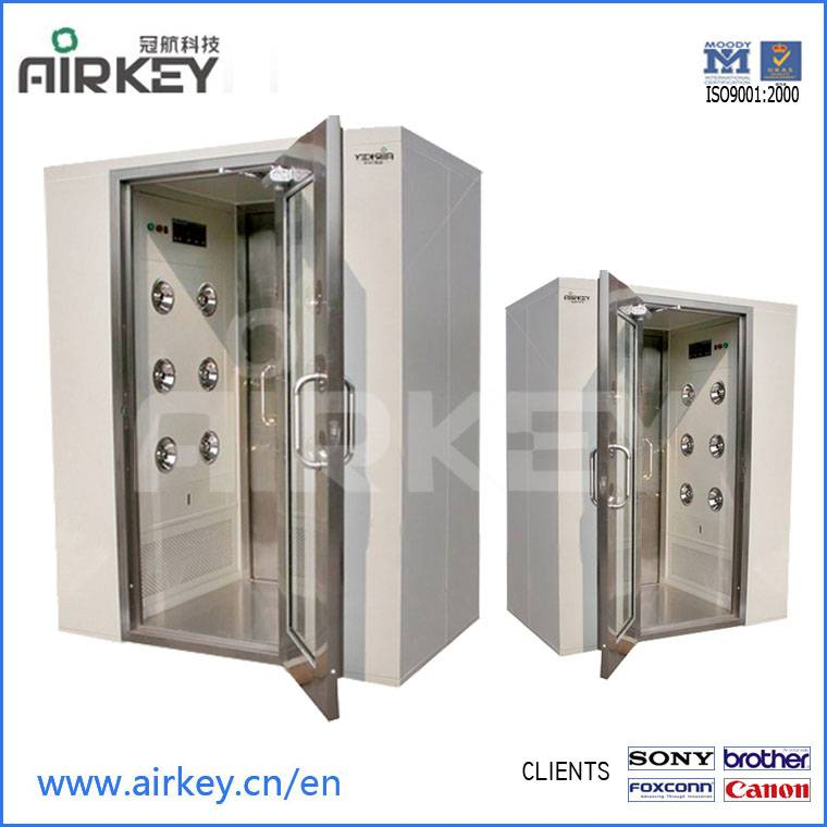 Laboratory Equipment Industrial Air Cleaning Equipment Air Shower