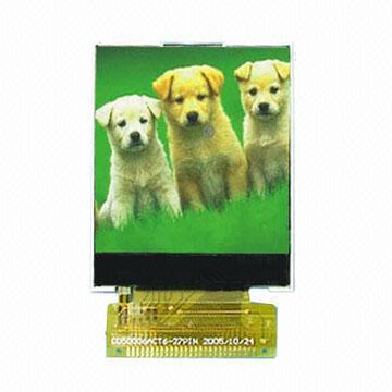96 x 64 Dots, 1.1-inch CSTN LCD Module