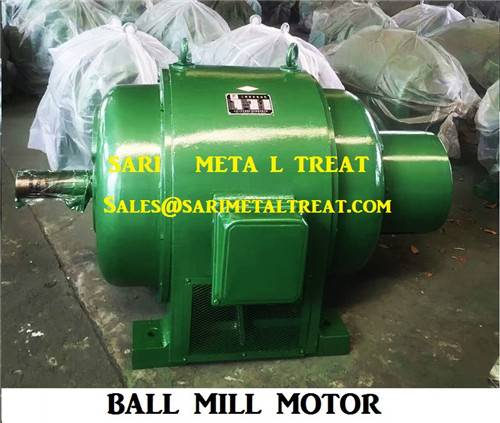 Motor for ball mill machine, Three-phase asynchronous motor