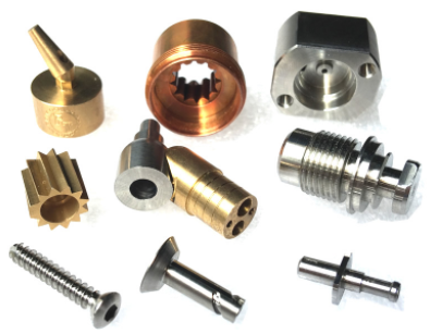 Customized Titanium parts