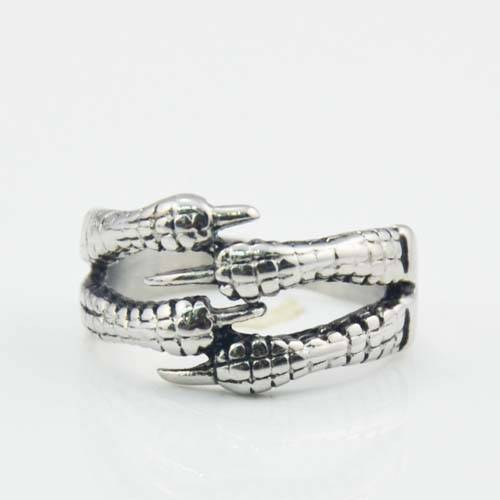 Guangzhou factory direct wholesale fashion jewelry stainless steel ring