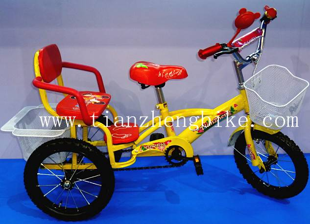hot sale double seat children tricycle , baby tricycle, kids tricycle
